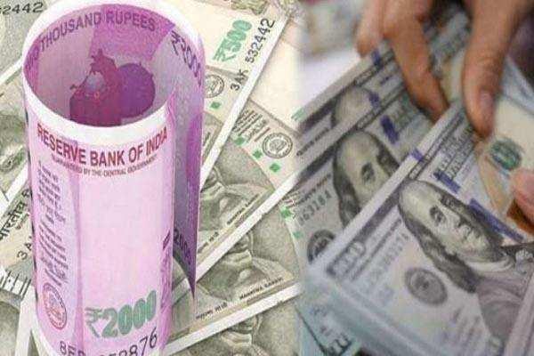 अमेरिकी डॉलर के मुकाबले भारतीय रुपया 14 पैसे के नुकसान के साथ 73.66 प्रति डालर पर बंद हुआ