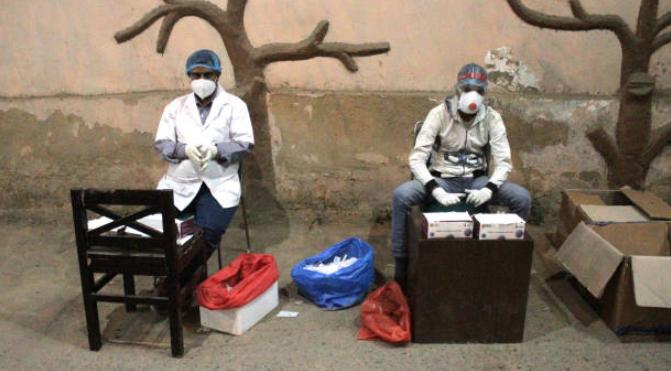 देश में के कोरोना 53,370 नए मामले ,लगातार छठे दिन 60 हजार से कम