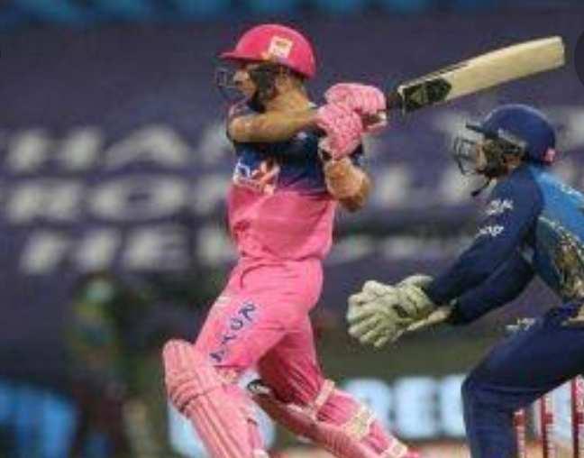 राजस्थान रॉयल्स ने मुंबई इंडियंस के सामने रखा 172 रनों का लक्ष्य