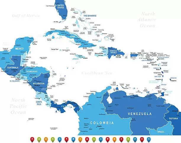 southern part of Panama