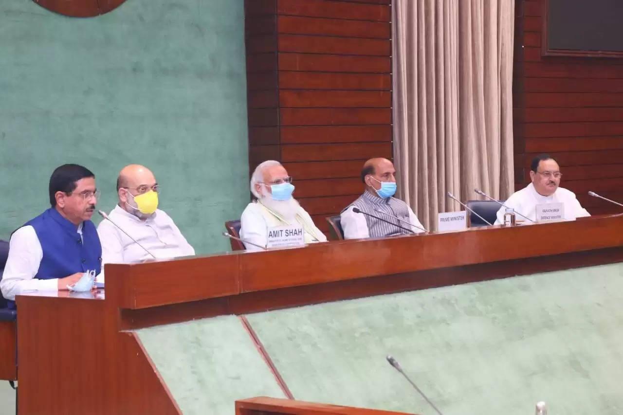 सरकार ने कहा हर मुद्दे पर चर्चा को तैयार, विपक्ष ने की घेरने की तैयारी