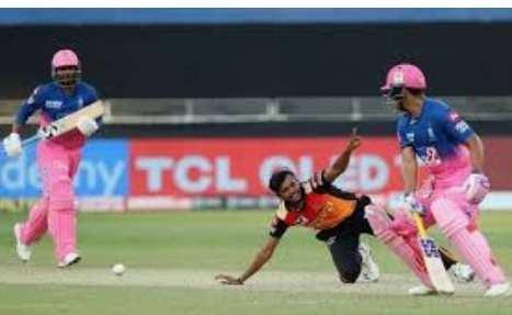 आईपीएल : राजस्थान ने हैदराबाद के सामने रखा 221 रनों का लक्ष्य,बटलर ने लगाया शतक