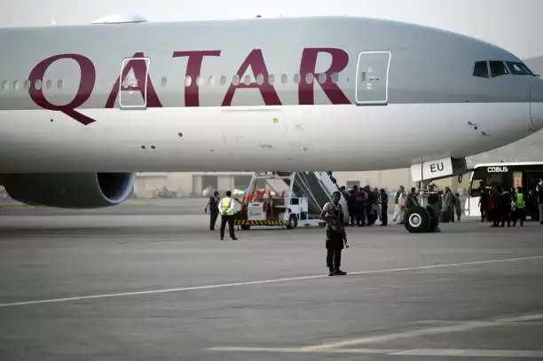अफगानिस्तान से अमेरिका जाने वाली उड़ानों पर रोक
