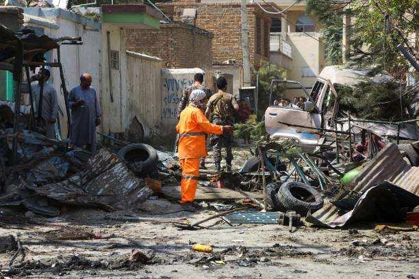 अफगानिस्तान में बम विस्फोट में 30 लोगों की मौत