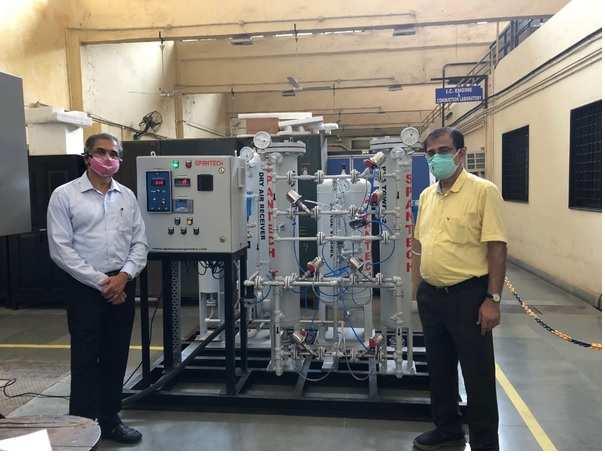 आईआईटी बॉम्बे ने ऑक्सीजन की कमी को दूर करने के लिए एक समाधान खोजा