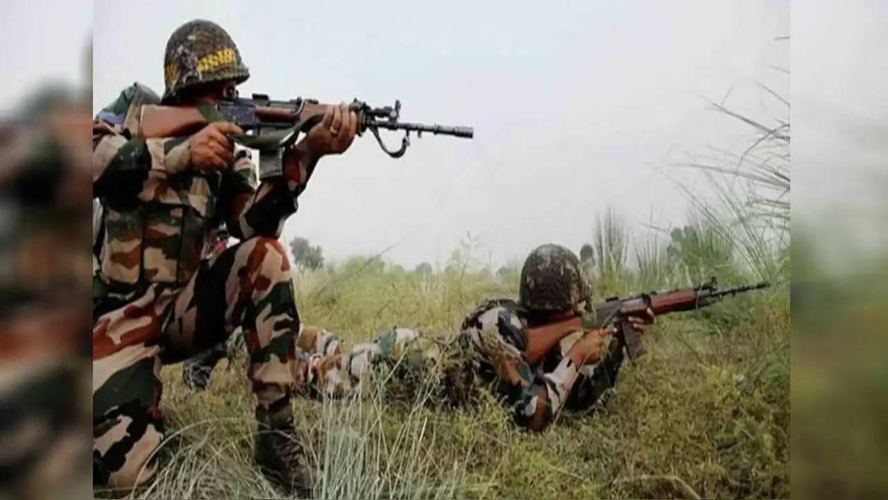 जम्मू कश्मीर के पुंछ में मुठभेड़ : सेना के 5 जवान शहीद , आतंकवादियों ने संयुक्त गश्ती दल पर फायरिंग की