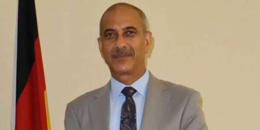 Afghan Ambassador Najibullah Alikhil