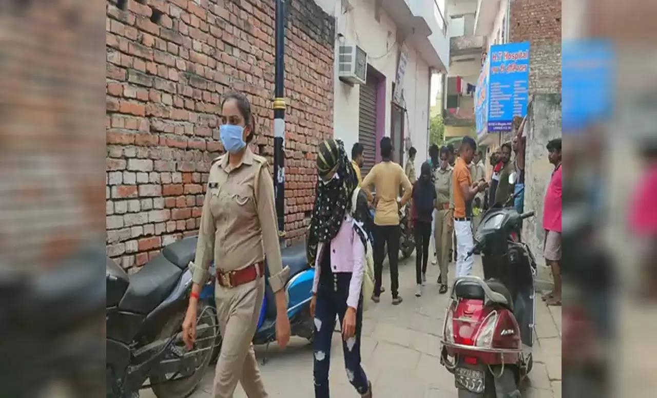 वाराणसी : लंका में सेक्स रैकेट की सूचना पर छापा गेस्ट हाउस पर छापा लड़के-लड़कियां दबोचे गए
