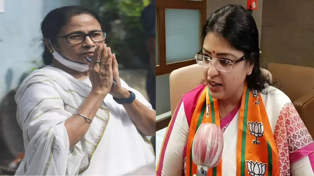 बहुचर्चित भवानीपुर विधानसभा सीट पर ममता के खिलाफ आज प्रियंका और श्रीजीव का नामांकन