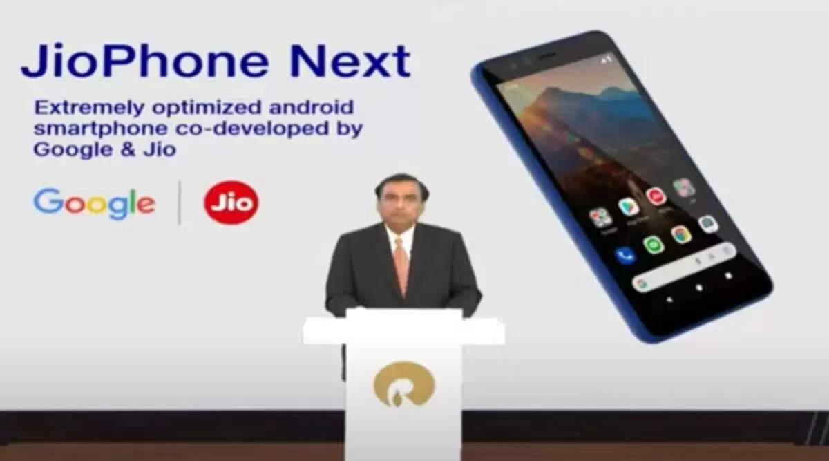 जियोफोन नेक्सट अब दिवाली से पहले होगा लाँच