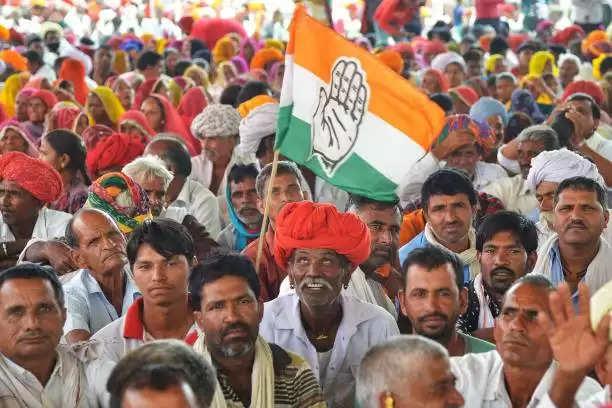 चुनावी राज्यों में अपनी जमीन तलाशने में जुटी कांग्रेस राष्ट्रीय स्वयंसेवक संघ के समान विचारकों को तैनात करेगी