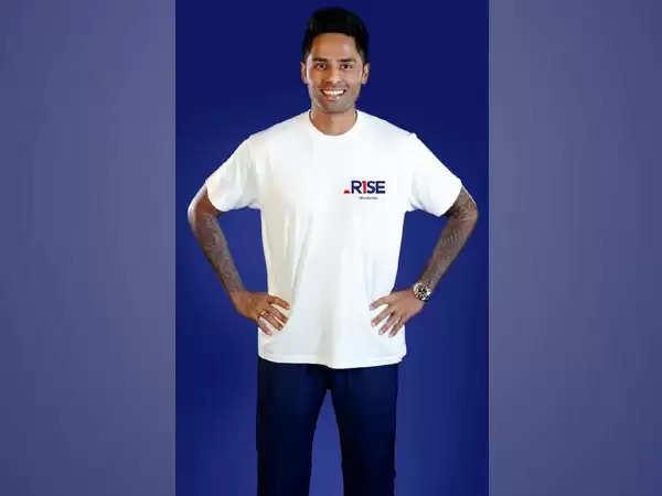 स्पोर्ट्स मैनेजमेंट कंपनी राइज वर्ल्डवाइड ने भारतीय बल्लेबाज सूर्यकुमार यादव के साथ किया करार