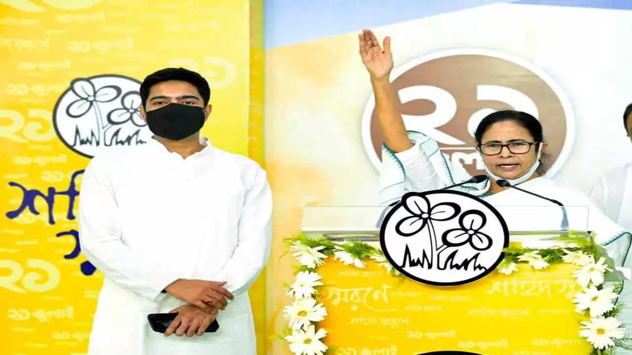 भाजपा एक हाई लोडेड वायरस पार्टी है जब तक पूरे देश से नहीं हटा लेती..खेला होबे : ममता