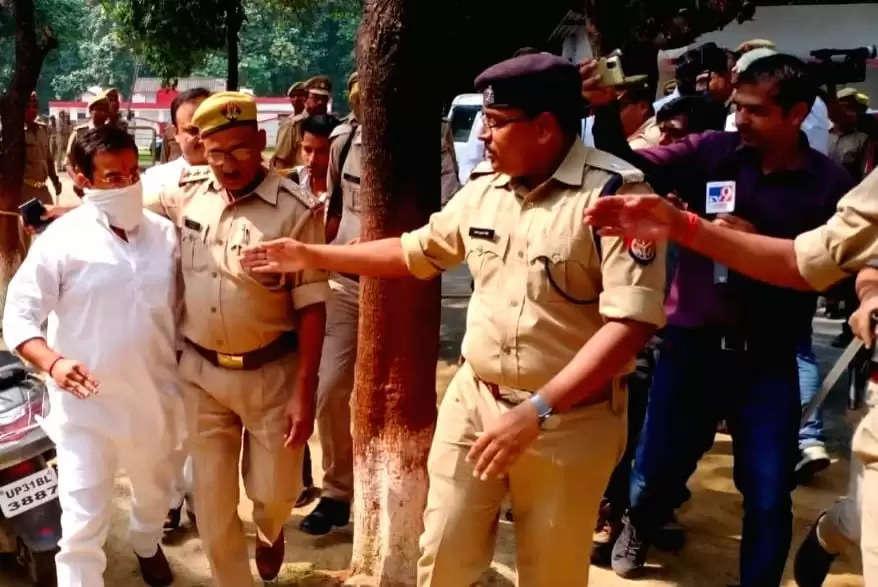 लखीमपुर खीरी हिंसा: सोमवार दोपहर तक जेल में रहेंगे आशीष मिश्रा