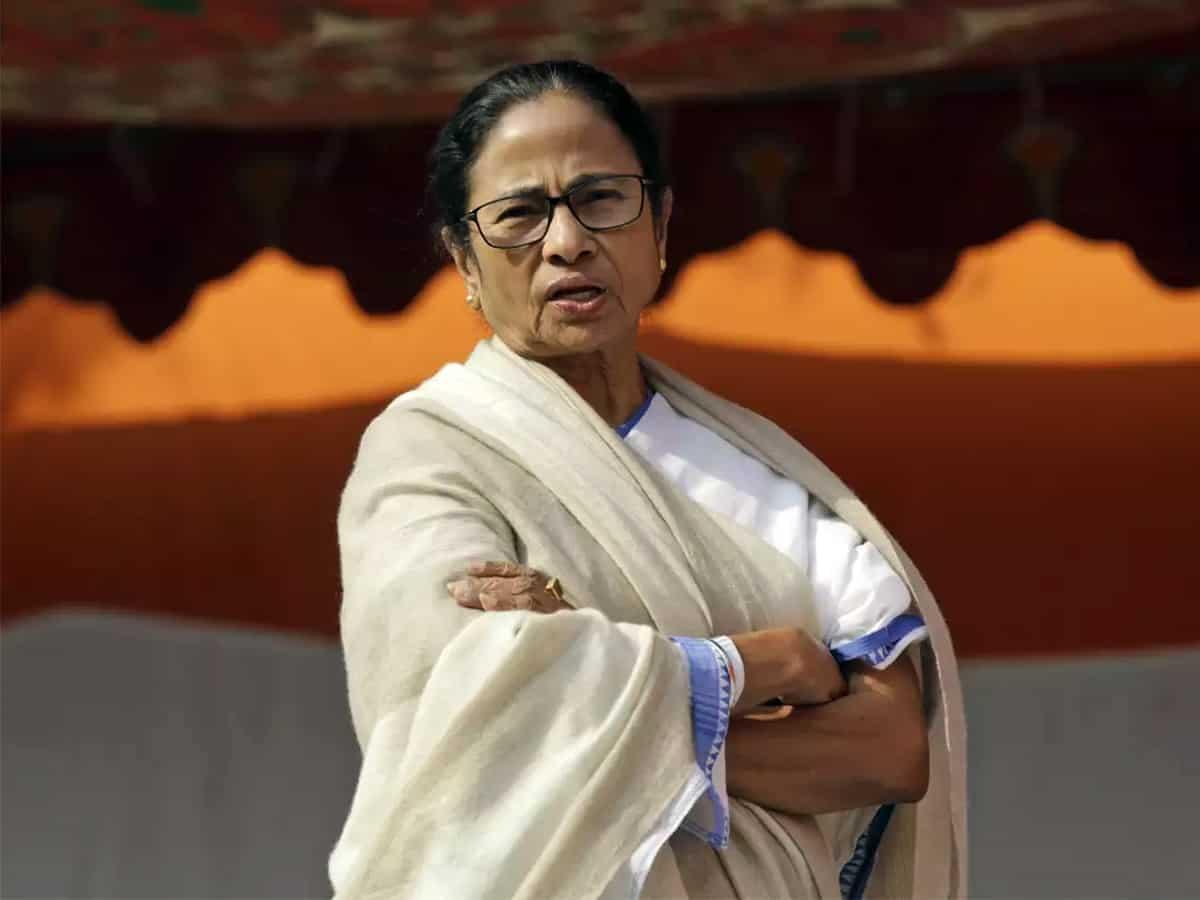 सुवेंदु दूसरे दौर की मतगणना में ममता से 8206 मतों से आगे
