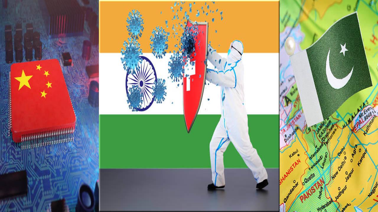 कोविड: भारत को चीन, पाकिस्तान की मदद स्वीकार नहीं