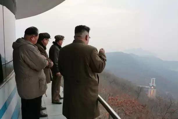 Korea's recent missile test