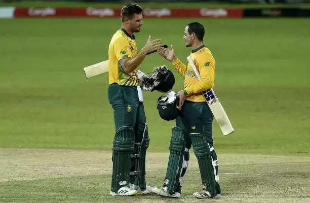 दक्षिण अफ्रीका ने श्रीलंका से जीती टी-20 सीरीज