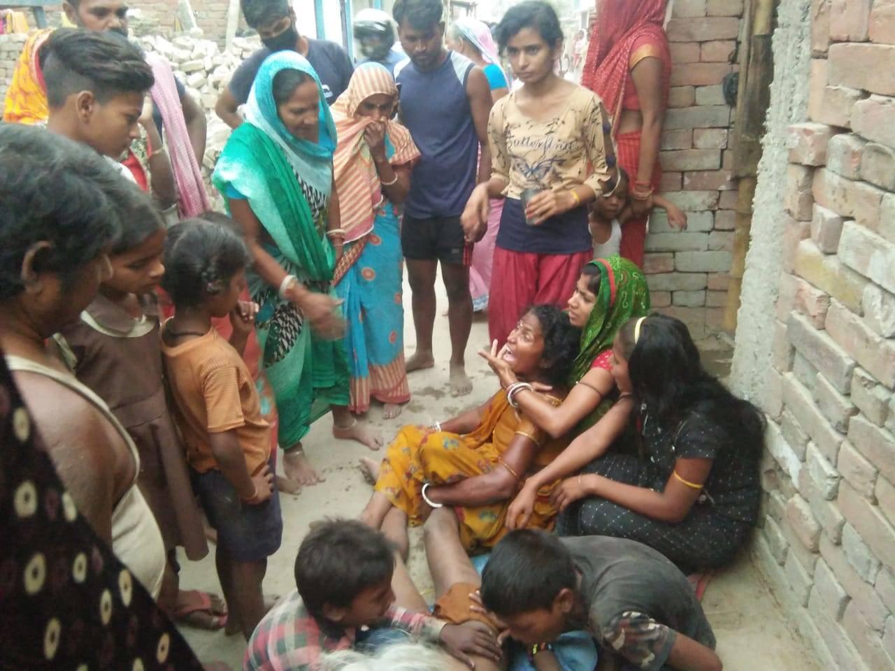 पानी भरे गड्ढे में डूबकर एक ही गांव के पांच बच्चों की मौत
