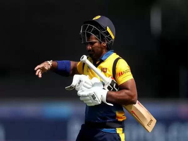 कुसल परेरा भारत के खिलाफ एकदिनी और टी20 श्रृंखला से बाहर