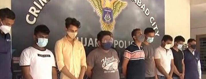 अहमदाबाद : नकली रेमडेसिविर इंजेक्शन बेचने वाले सात लोग अहमदाबाद से पकड़े गए