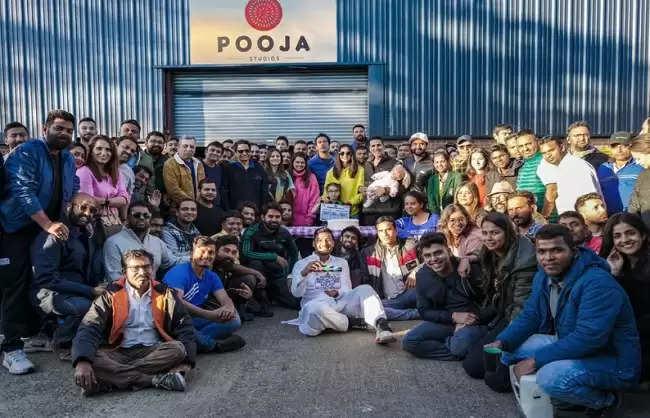 अक्षय कुमार और रकुलप्रीत ने पूरी की फिल्म 'प्रोडक्शन 41' की शूटिंग