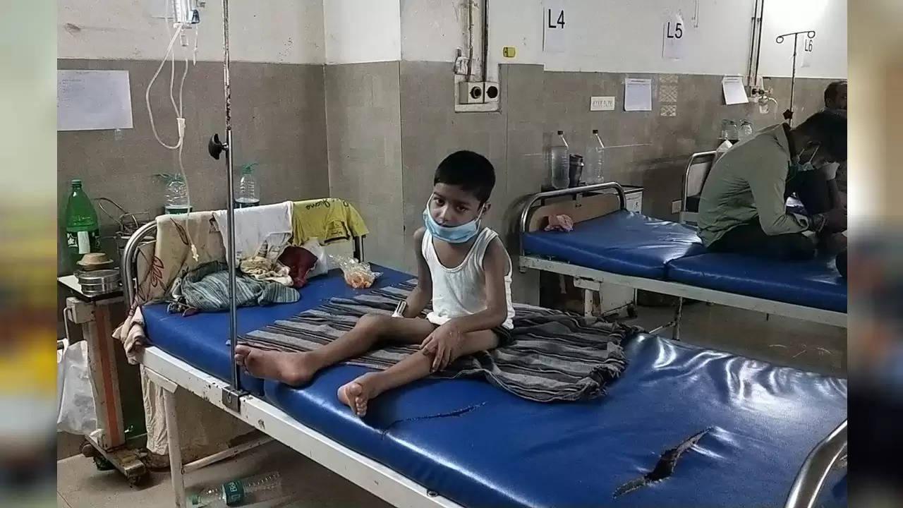 फिरोजाबाद में थमा नहीं है डेंगू वायरल का प्रकोप , अभी तक 56 मौतों की पुष्टि