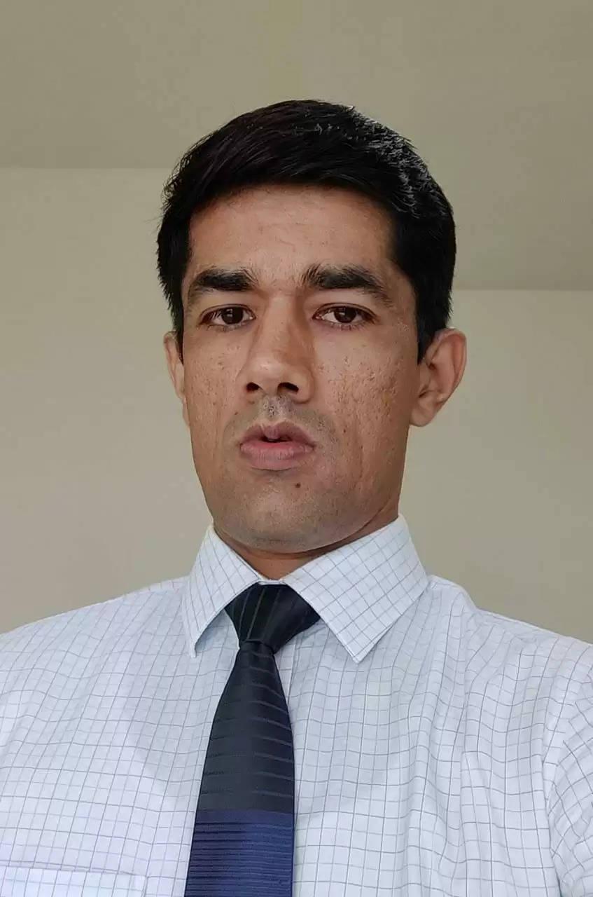 आई आर एस अधिकारी मनीष कुलहरी का भारतीय टेनिस टीम में चयन