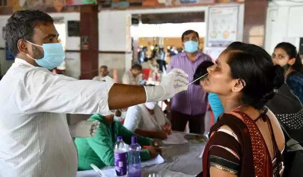 कोरोना संक्रमण की रफ्तार में कमी, 28 हजार, 591 नए मरीज , 338 लोगों की मौत केरल में संकट कायम
