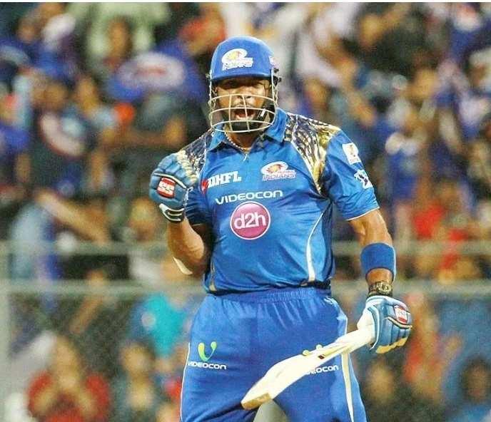 आईपीएल 2021 में सबसे तेज अर्धशतक लगाने वाले बल्लेबाज बने कीरोन पोलार्ड