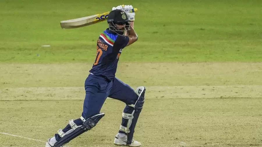 दीपक चाहर का नाबाद अर्धशतक, भारत ने जीती सीरीज