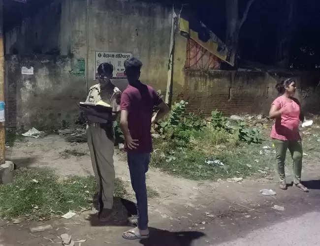 कानपुर में आईपीएस के भाई से बाइक सवार लुटेरों ने की लूट