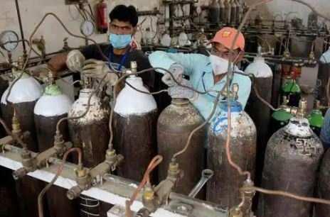 यूपी : धर्मेन्द्र यादव ने बदायूं में आक्सीजन प्लांट की मांगी अनुमति