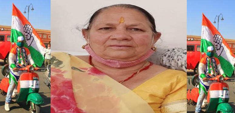 राजस्थान : सहाड़ा उपचुनाव में कांग्रेस की गायत्री देवी जीती