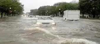 गुजरात : सौराष्ट्र क्षेत्र में भारी वर्षा से