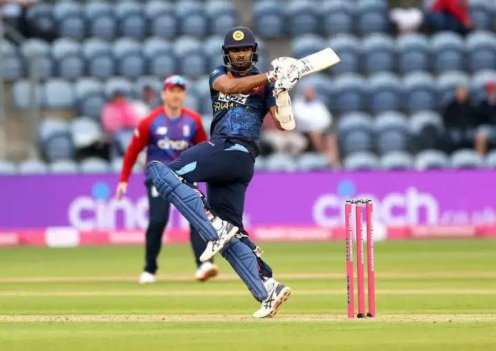 श्रीलंका ने भारत के खिलाफ सीमित ओवर सीरीज के लिए घोषित की टीम , दासुन शनाका टीम की अगुवाई करेंगे