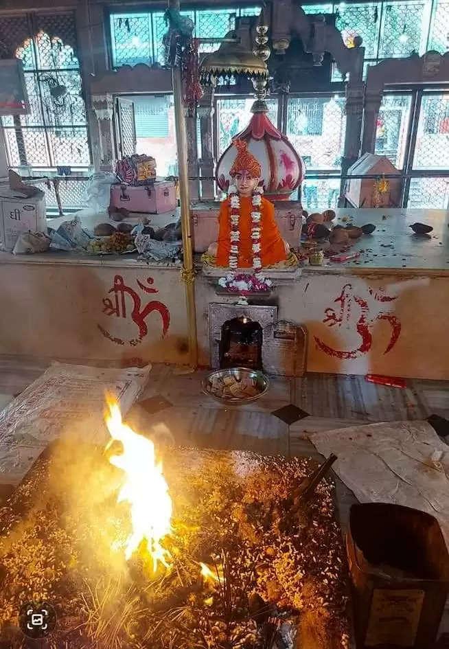अलवर में लोकदेवता बाबा भर्तृहरि व पांडुपोल हनुमान जी का मेला आज, श्रद्धालुओं ने घर में देखी ज्योत
