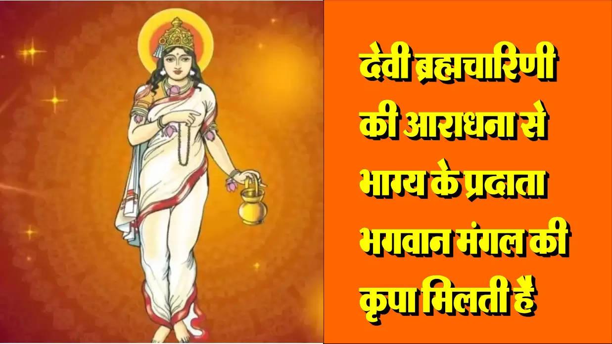 कुष्मांडा रूप के बाद , देवी पार्वती ने दक्ष प्रजापति के घर जन्म लिया। इस रूप में देवी पार्वती एक महान सती थीं और उनके अविवाहित रूप को देवी ब्रह्मचारिणी के रूप में पूजा जाता है।