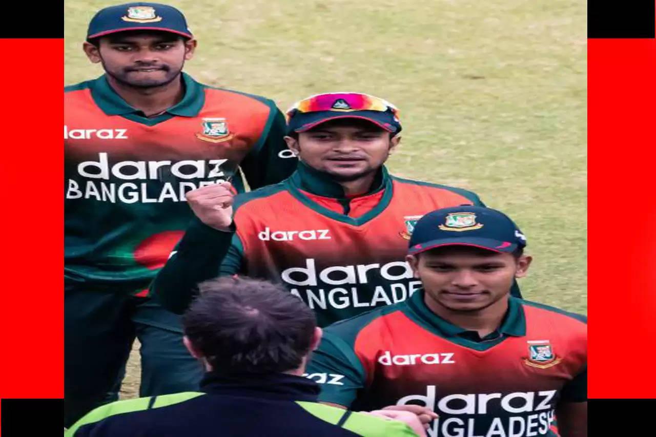 बंगलादेश - जिम्बाब्वे वनडे :   शाकिब की लाजवाब पारी, बंगलादेश ने जीती सीरीज