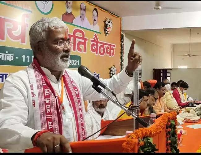 उत्तर प्रदेश को पहली बार योगी के रुप में मिला ईमानदार मुख्यमंत्री : स्वतंत्र देव सिंह