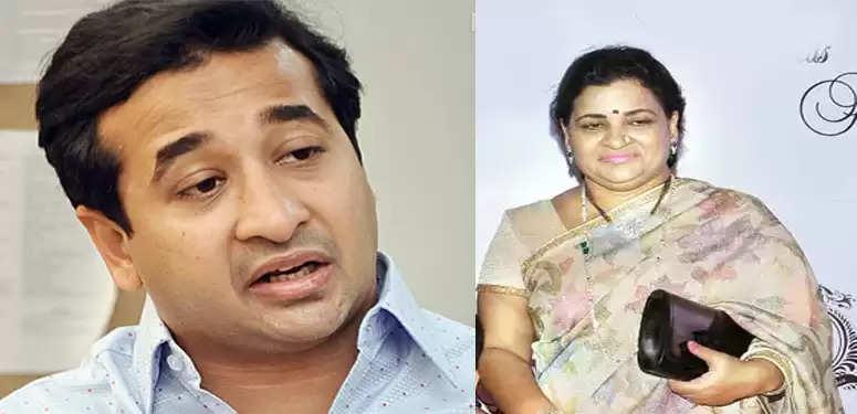 केंद्रीय मंत्री नारायण राणे की पत्नी व बेटे के विरुद्ध लुकआउट नोटिस जारी