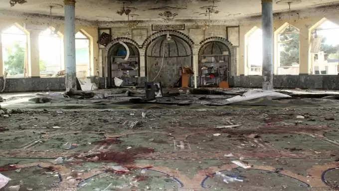 अफगानिस्तान में बम धमाके में 100 से अधिक लोगों की मौत, सैकड़ों घायल