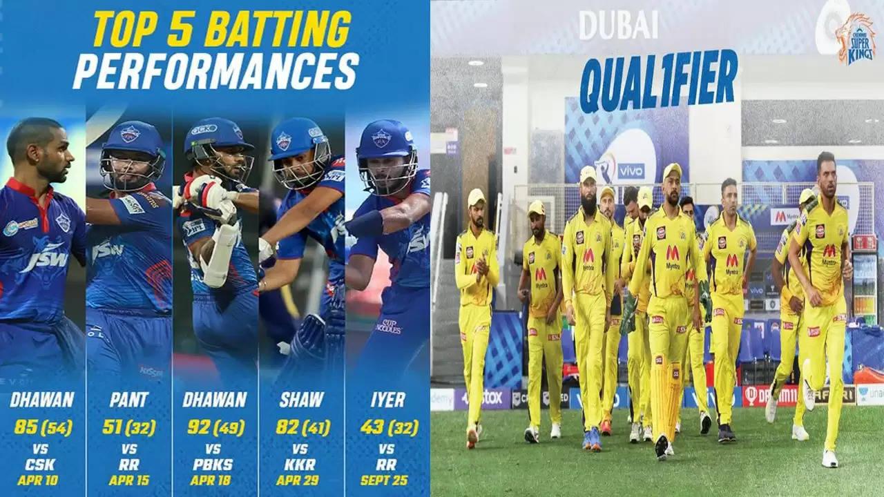 IPL जीत के साथ सीधे फाइनल की टिकट चाहेंगे दिल्ली और चेन्नई
