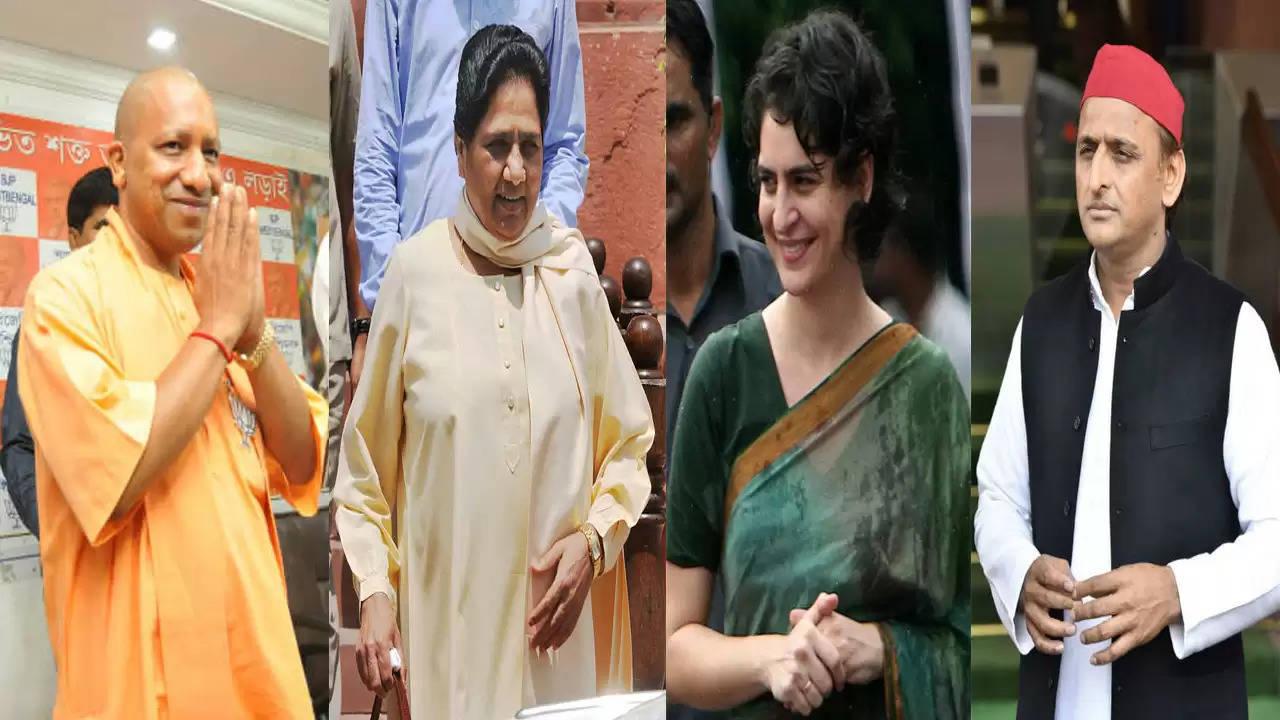 अपनी अपनी ढपली अपना अपना राग उत्तर प्रदेश में विधानसभा चुनाव से पहले सभी पार्टियां जनता को लुभाने में जुटी